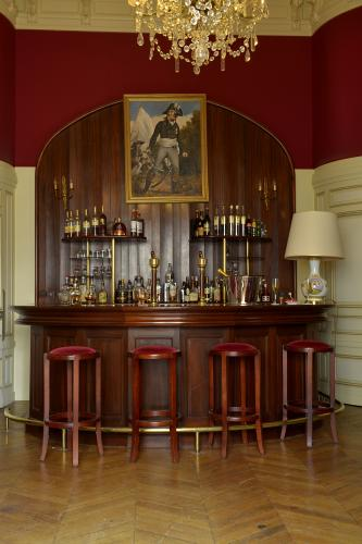 Château Colbert - Billiards