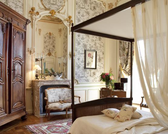 Château Colbert - Chambre