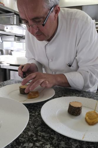 Château Colbert - Chef