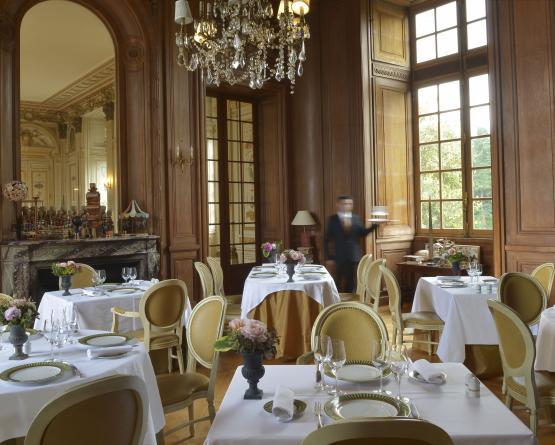 Château Colbert - Petit-déjeuner