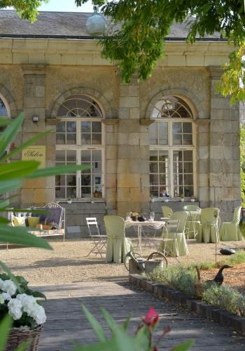 Château Colbert - Tea Room